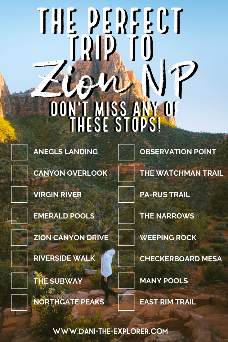 All 5 Utah National Parks Ranked Best To Worst Dani The Explorer Zion National Park Photography Utah National Parks National Park Road Trip