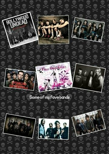 Includes: Hollywood Undead,Bullet For My Valentine,Black Veil Brides, Avenged Sevenfold,Three Days Grace,Apocalyptica,Slipknot,Papa Roach and Escape the Fate