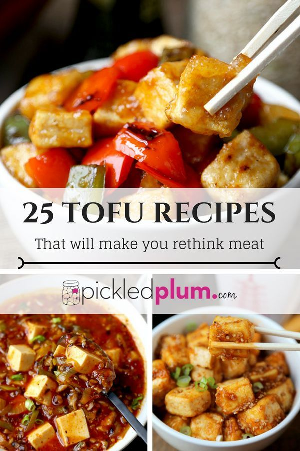 29 Tofu Recipes That Will Make You Rethink Meat images