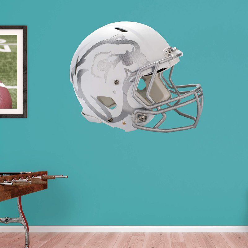 Fathead NCAA Mississippi State Bulldogs Helmet Wall Decal - 41-40102
