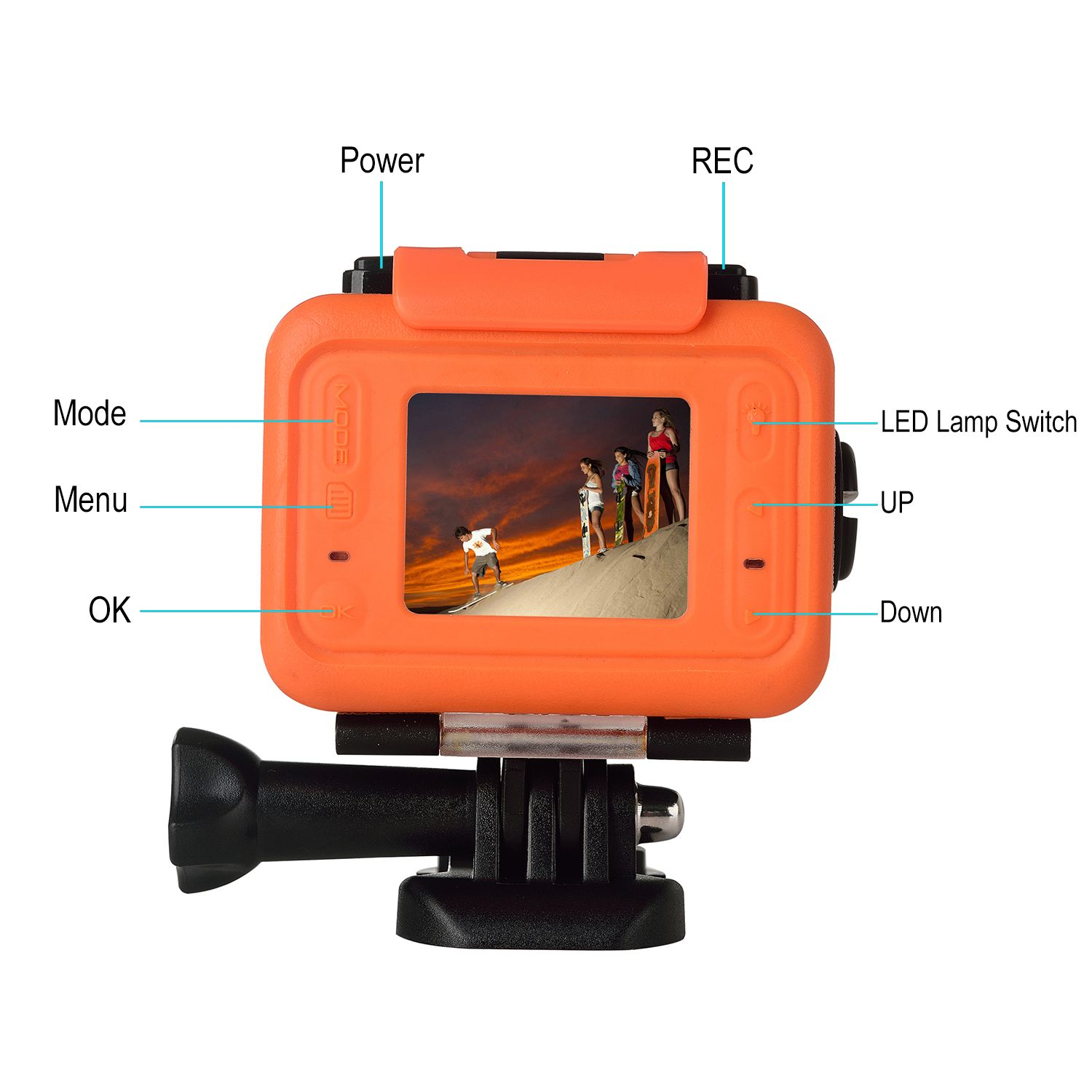 SOOCOO S70 Action Camera