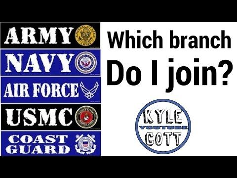 Best Military Branch To Join >> Which Military Branch Should I Join What Is The Best
