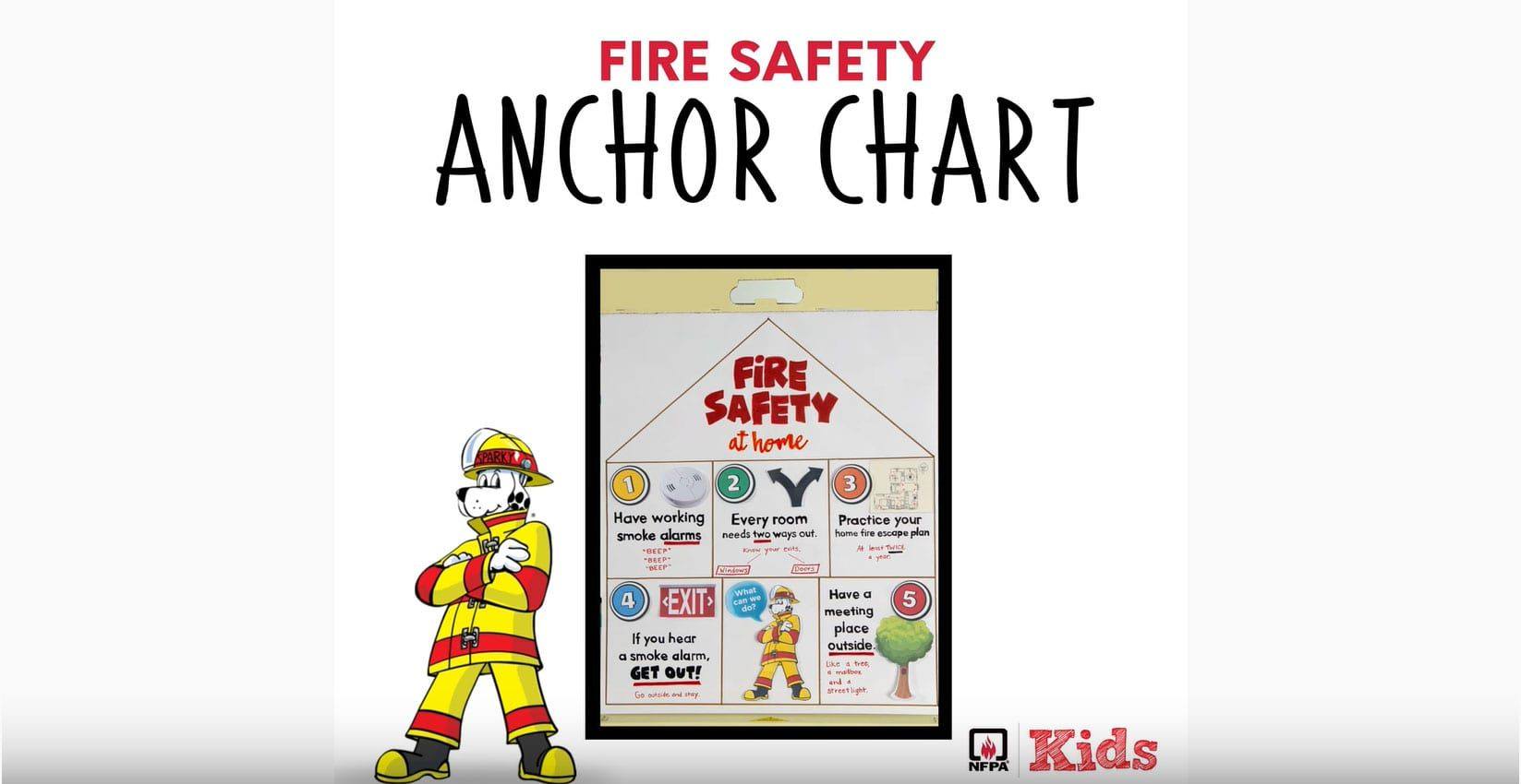 Teaching Fire Safety