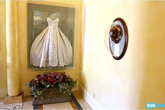 Would You Frame Your Wedding Dress? | Wedding dress frame, Wedding ...
