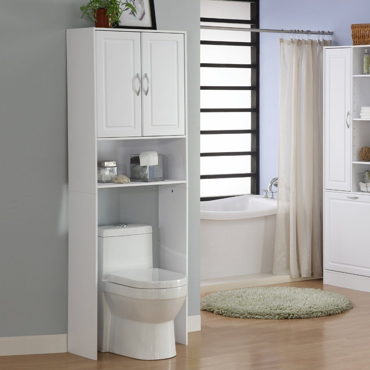 Over The Toilet Furniture House Construction Planset of dining room