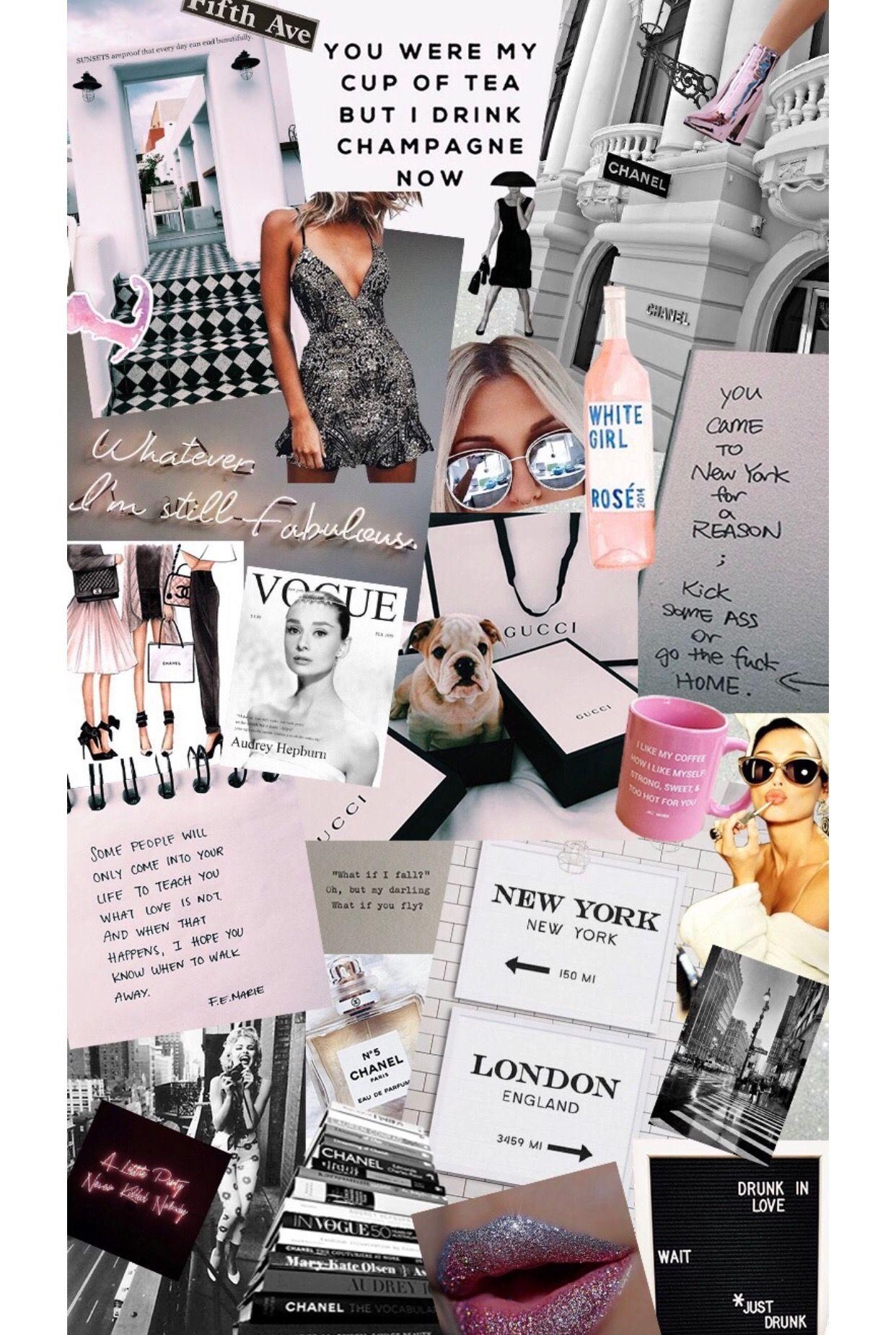 Pin By Peyton Flaherty On Random Inspo Vogue Wallpaper
