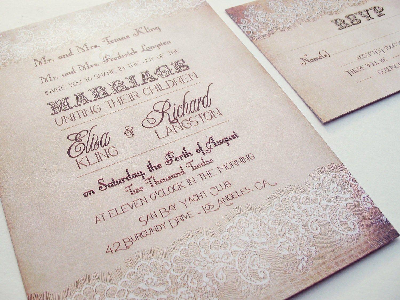 Create Staples Wedding Invitations With Di 2020
