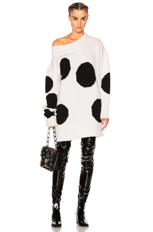 MSGM Dot Sweater. #msgm #cloth #