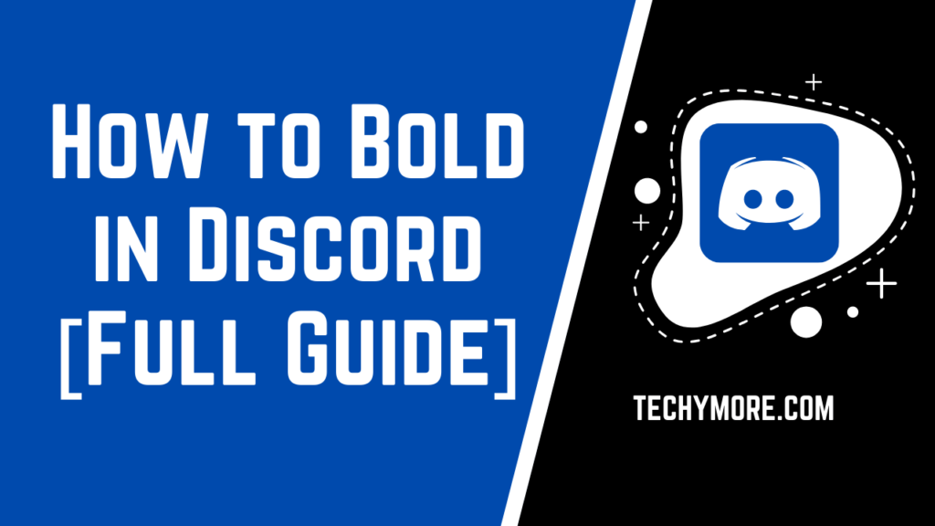 How To Bold In Discord In Just A Minute Step By Step In 2020 Discord What Is Discord Text Generator