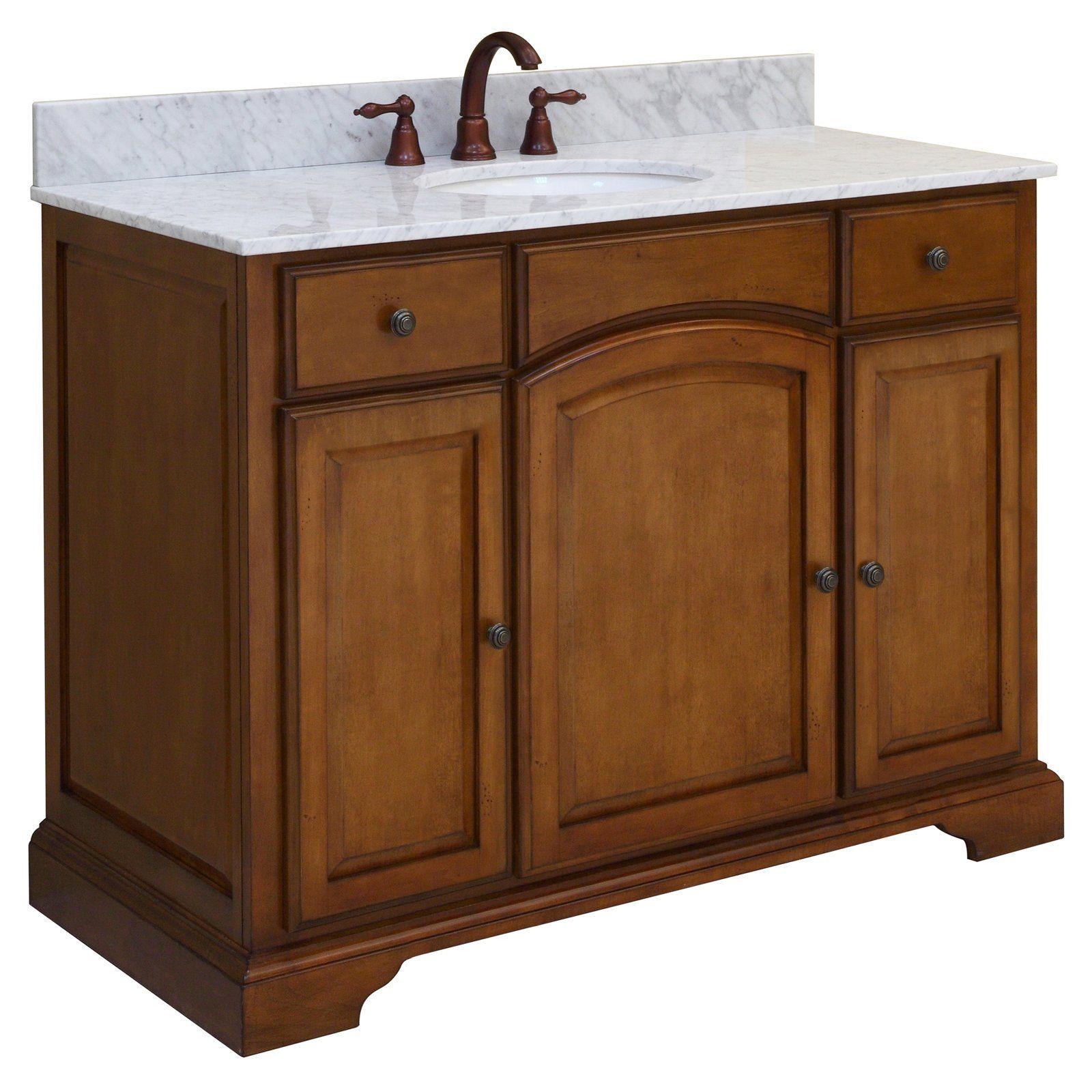 Sagehill Designs Bathroom Vanities Sagehill Designs Us4821D Union 48 Insingle Bathroom Vanity  The