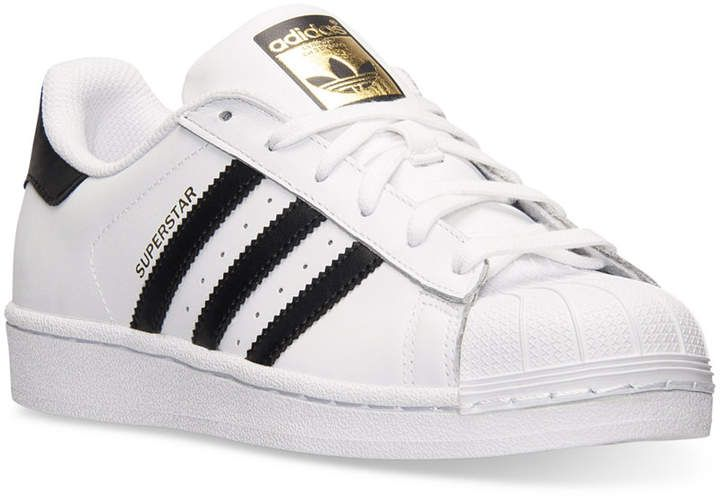 c5f77d01e62 adidas Women s Superstar Casual Sneakers from Finish Line  womenssneakers ad