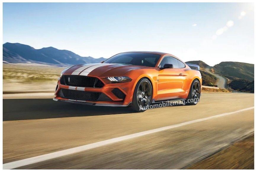 2019 Ford Mustang Shelby Gt500 Confirmed With 700 Horsepower Mustang Ecoboost New Ford Mustang 2018 Mustang Gt