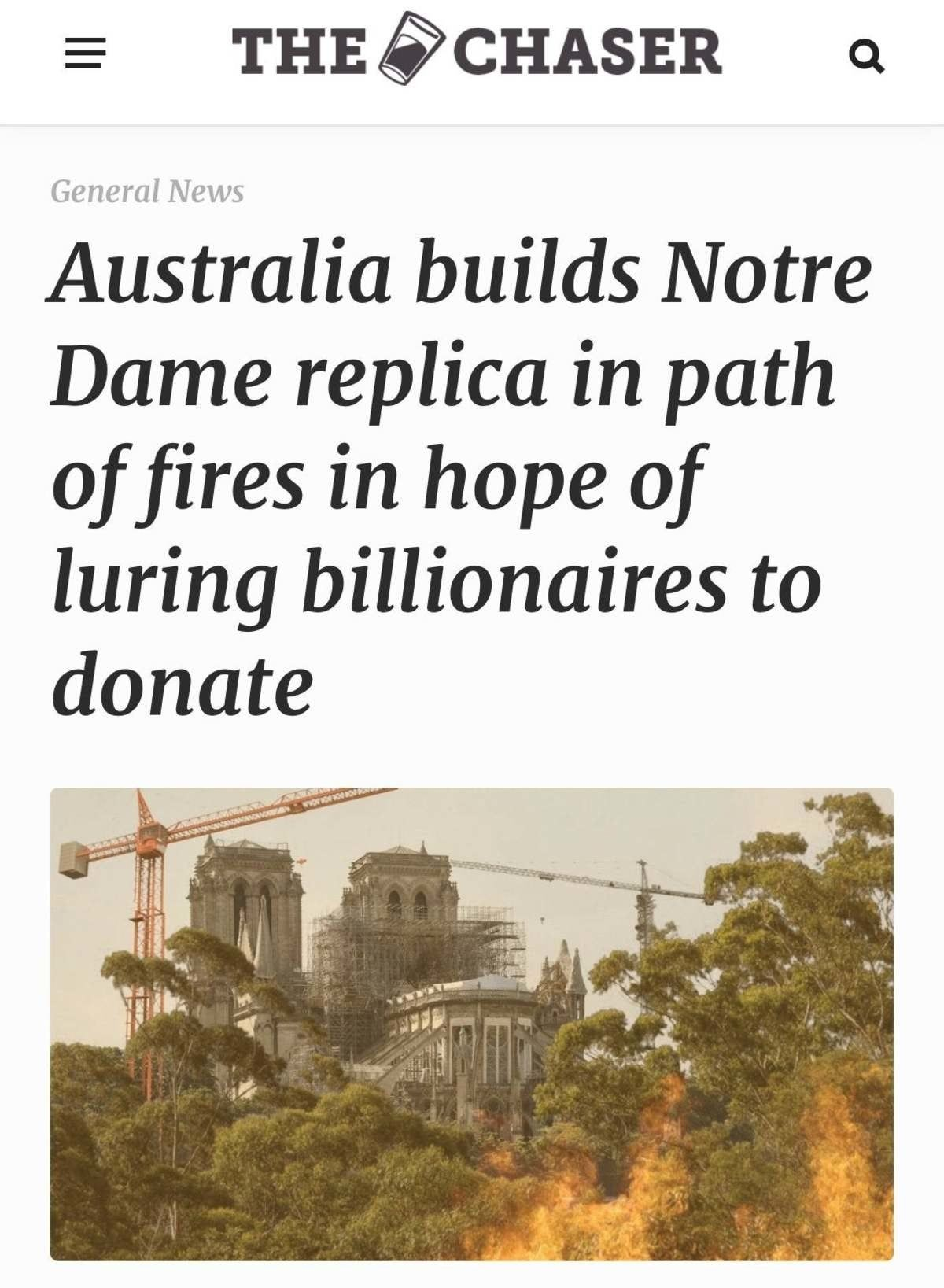 fakehistoryporn Australia's long term solution to quench