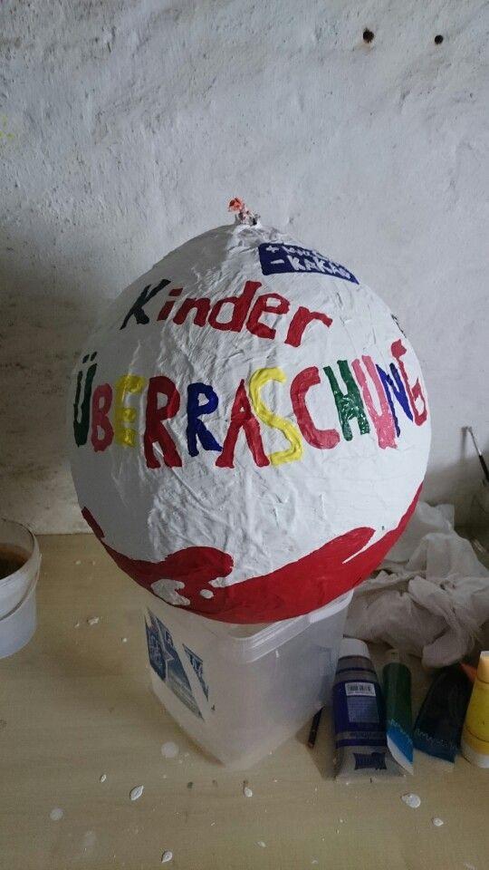 Ei pinata diy bei pia pinterest ei kreativ und eier - 70 geburtstag geschenk selbstgemacht ...