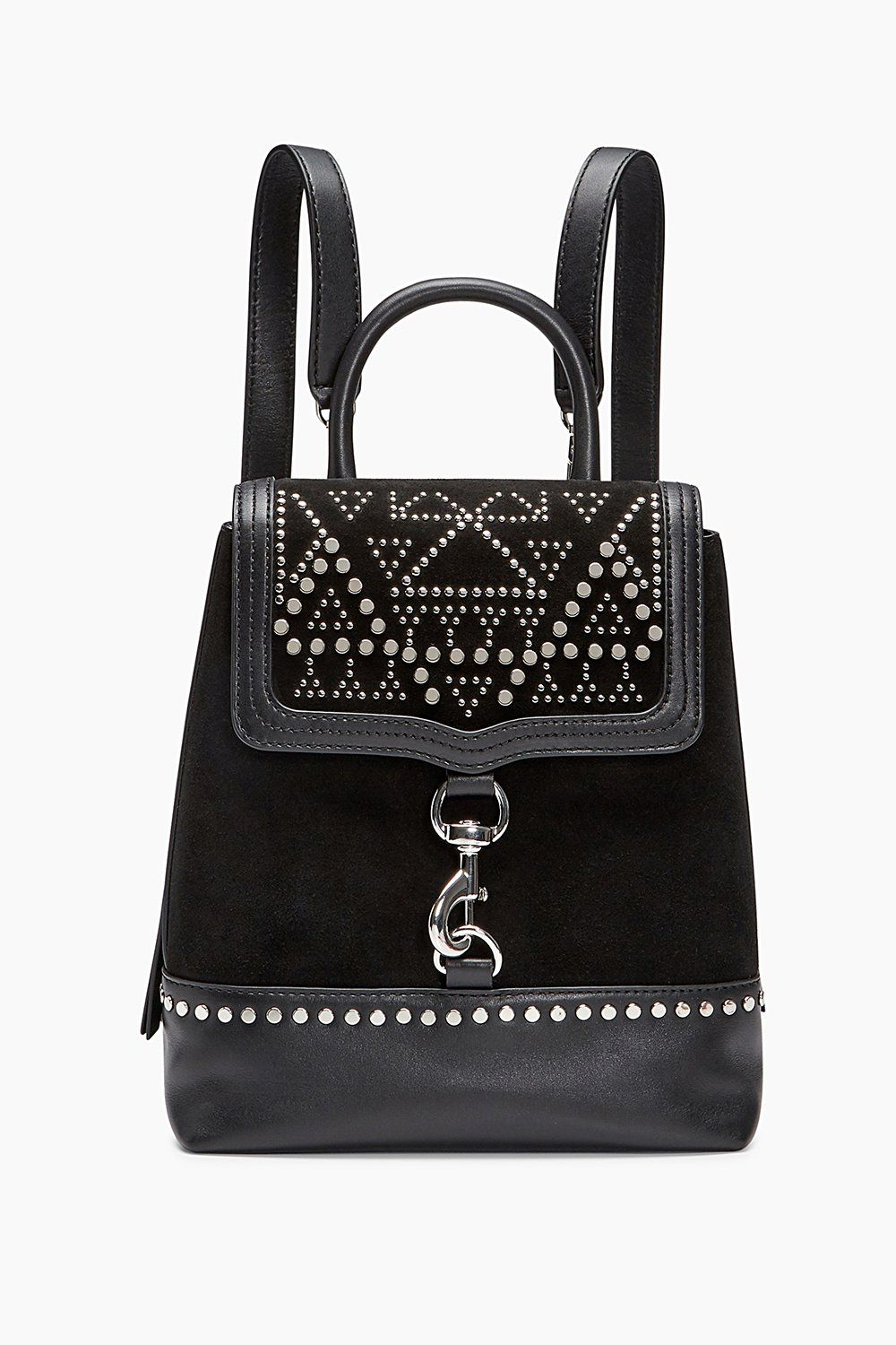 Bree Convertible Backpack With Studs  31194ab2cc120