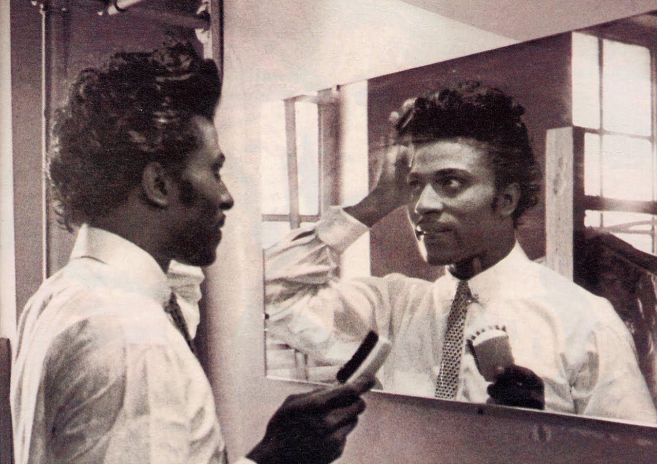 Little Richard, 1956. Another one of my favorites...the man ...