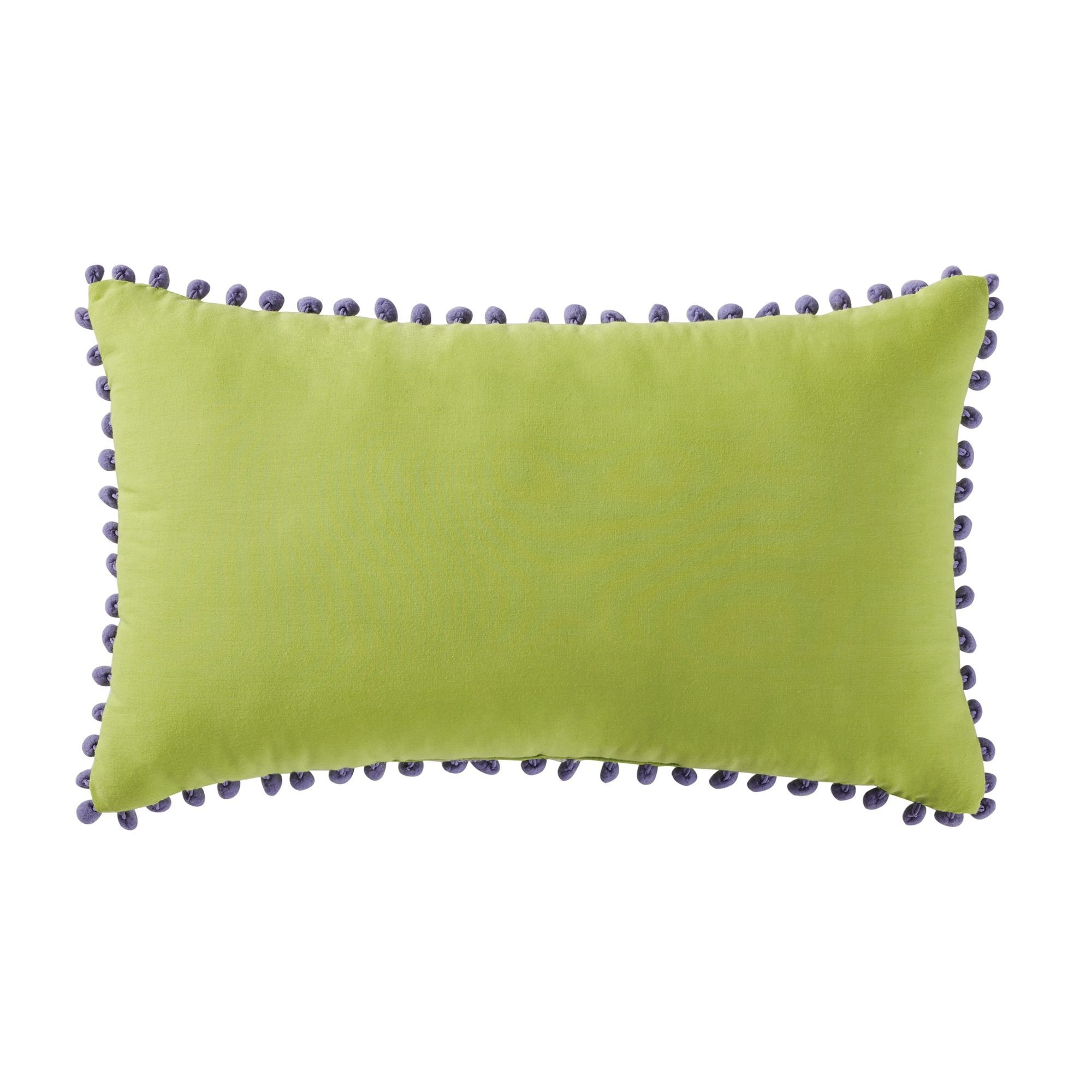 org studentsserve tulle pom loom pillow tutorial shams