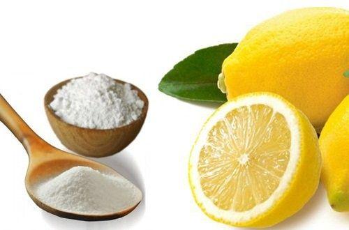 Sem Titulo Bicarbonato De Sodio Bicarbonato Com Limao Limao E
