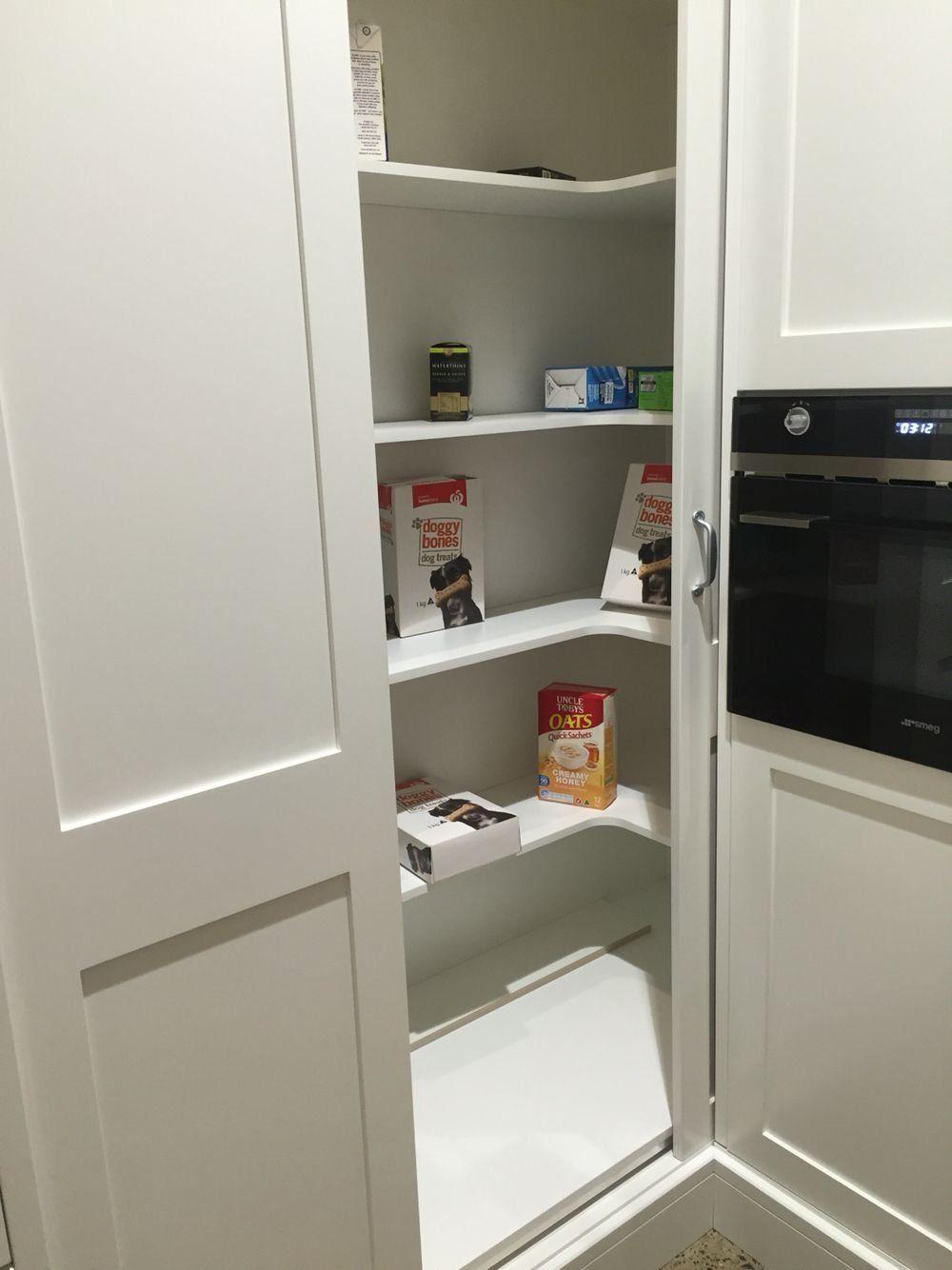 kitchen corner pantry  1000 in 2020  corner pantry