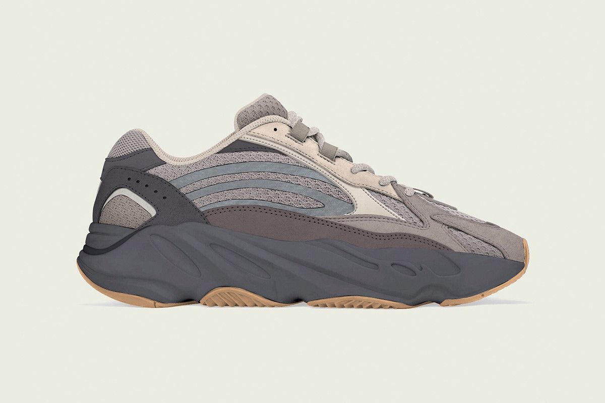 ebc1efdf91e9f adidas YEEZY BOOST 700 V2 Cement Release Info Date New 2019 Colorway grey  beige brown gum sole Kanye West black