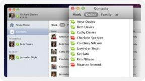 Skype For Mac Update Brings Improved Contact List, Video