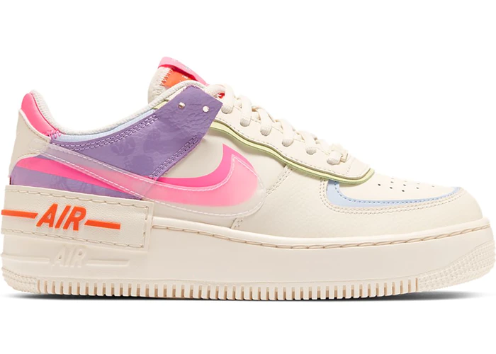 Nike Air Force 1 Shadow Beige Pale Ivory (W) in 2020