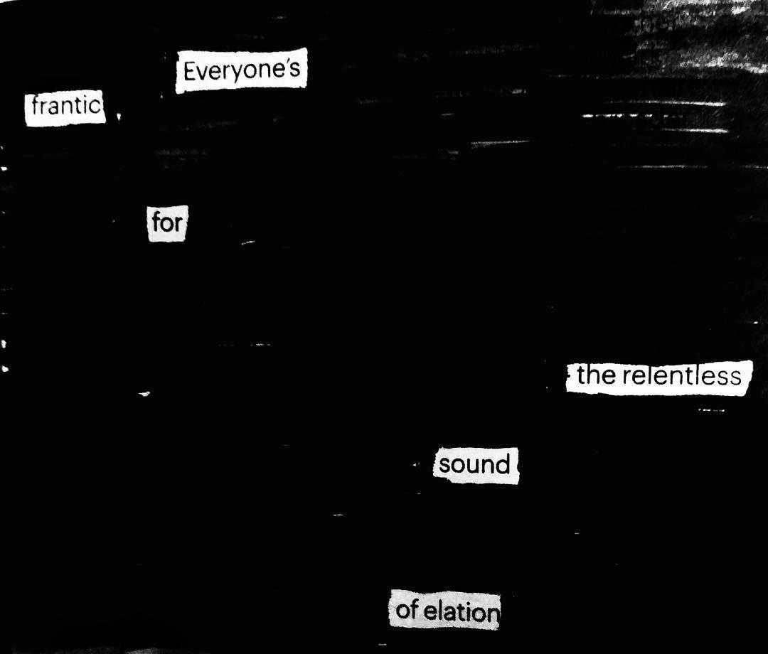 Thunder Blackoutpoem Newspaperblackout Amwriting Poetry Newspaperpoetry Newspaperpoem Writersofinstagram Blackout Poems Erasure Poetry Blackout Poetry