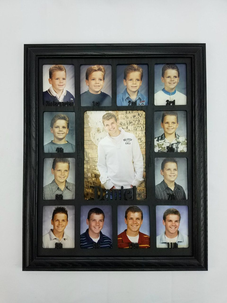 School Years Picture Frame Personalized Picture Frame With Any