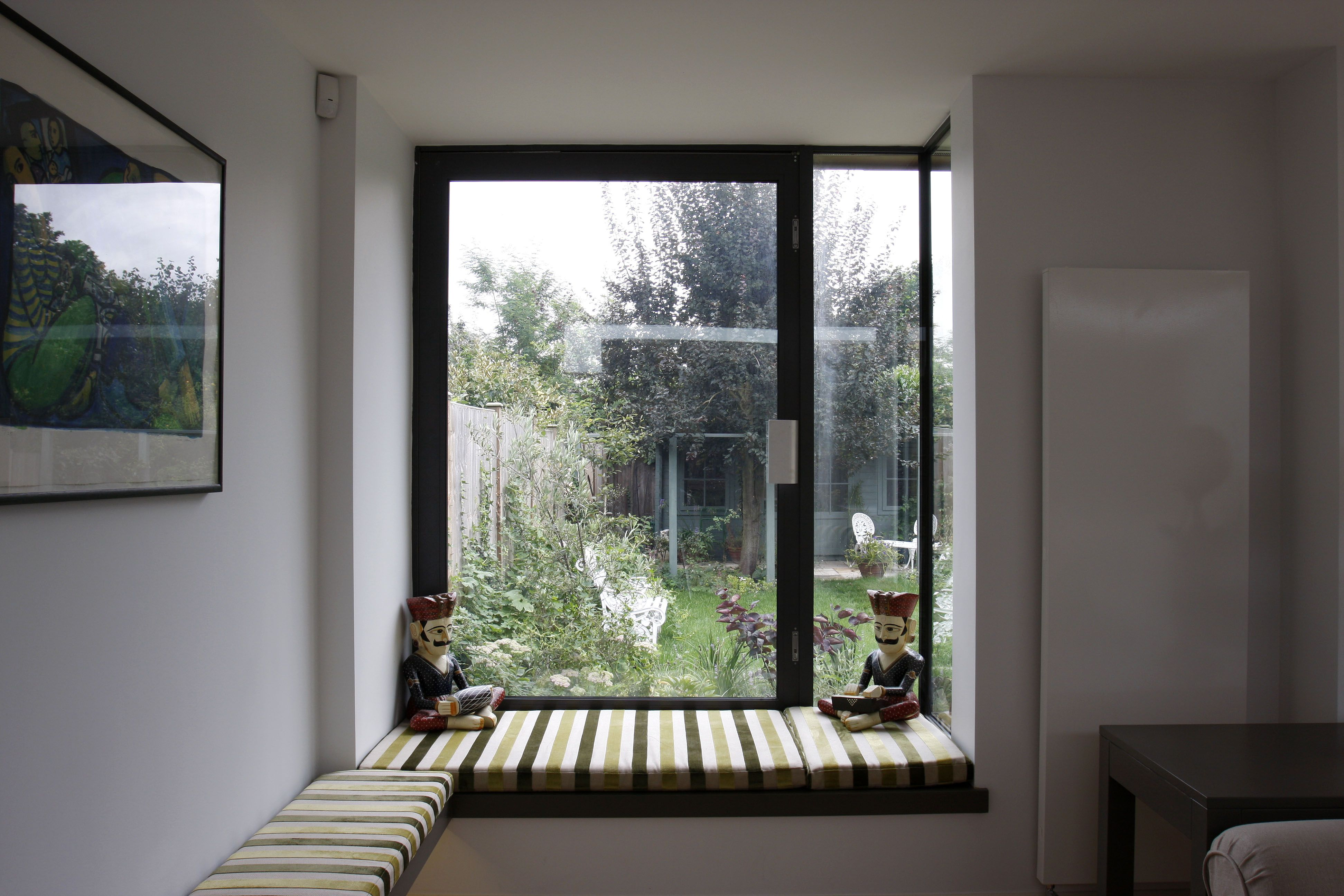 Superb A Large Hinge Window Was Intergrated Into A Boxed Window Ibusinesslaw Wood Chair Design Ideas Ibusinesslaworg