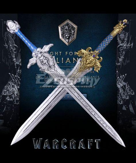 world of warcraft movie sword