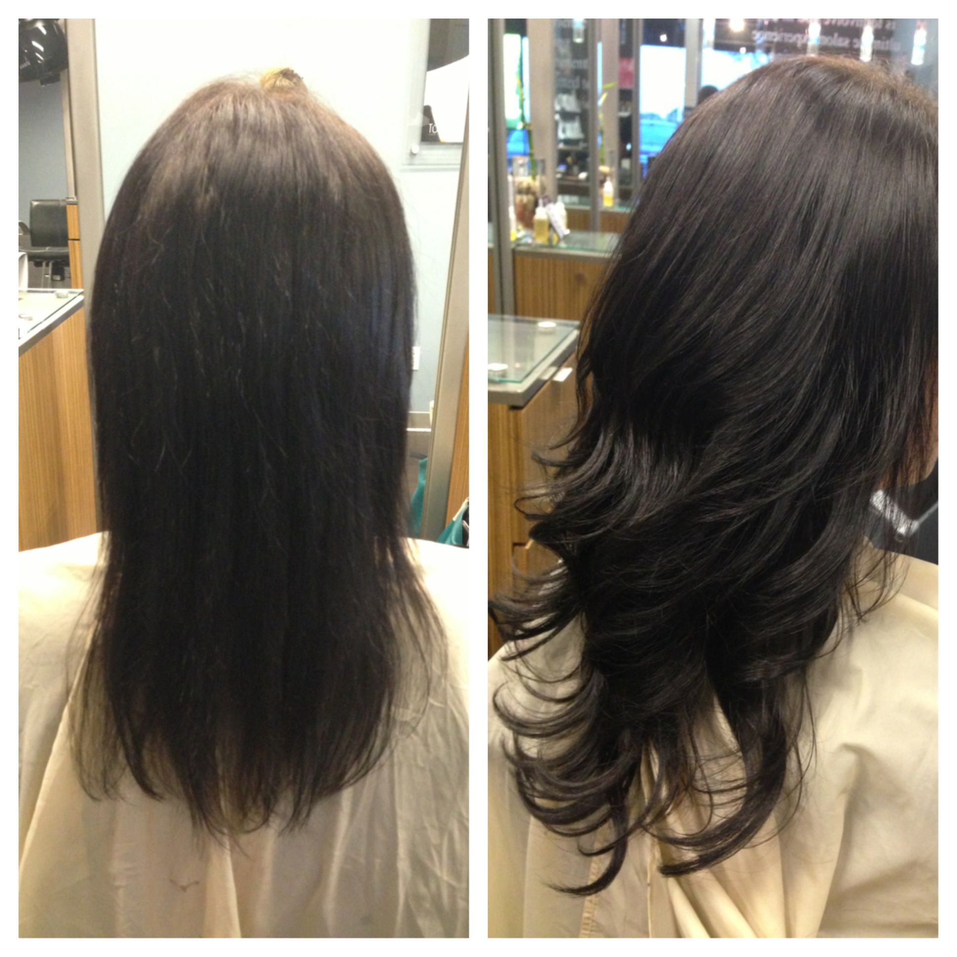 Vomor Hair Extensions Before And After Ididthat Hair Makeup