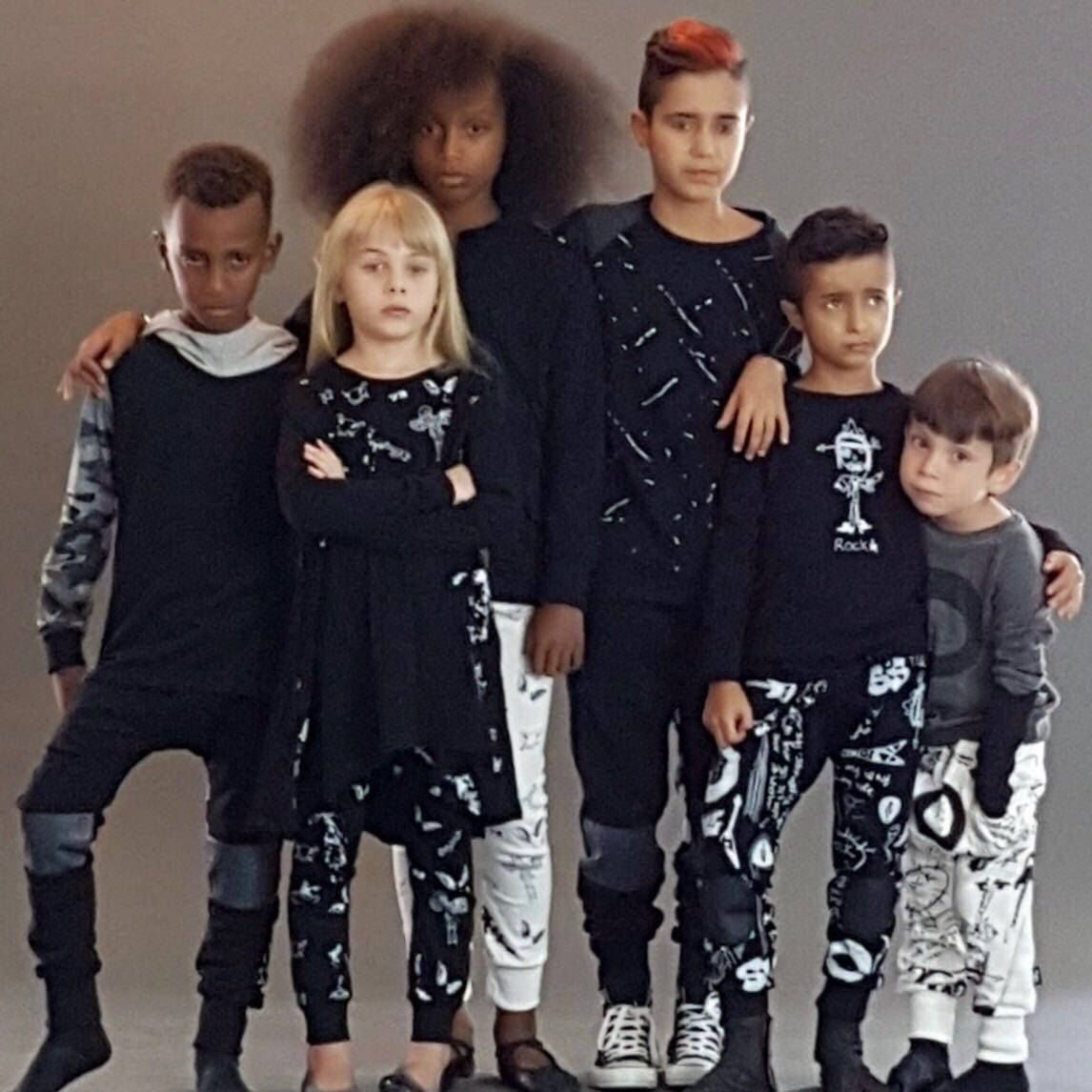 Image result for children in modern clothes