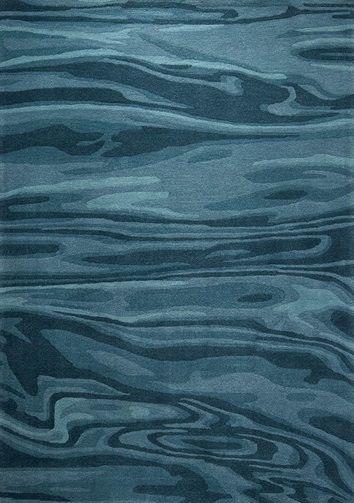 Deep Water Rugs 4004 03 By Esprit140x200cm 4 6 X6 6 Deep Water Blue Water Rugs