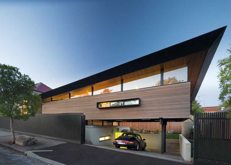 Mullet House in Melbourne by March Studio | architecture