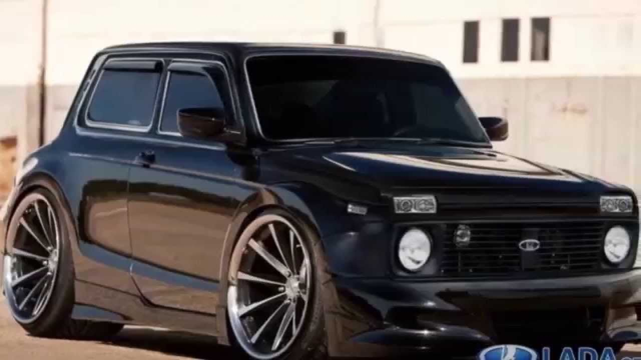 lada niva 4x4 tuning review legendary russian car cars autos buses trucks. Black Bedroom Furniture Sets. Home Design Ideas