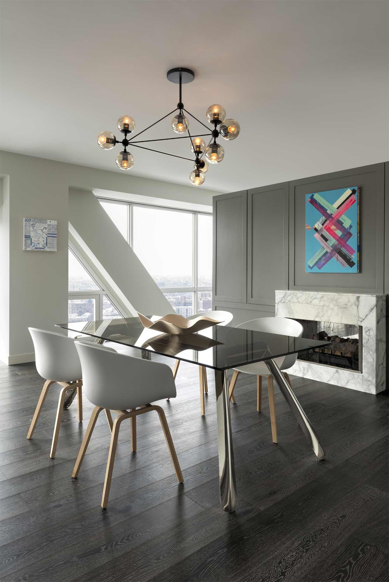 indoor lighting designer. Bola Suspension By Edge Lighting | Designer Credit: SK Design Group Indoor G