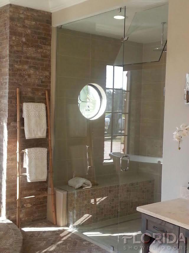 Frameless Enclosures - Florida Shower Doors Manufacturer | bath ...