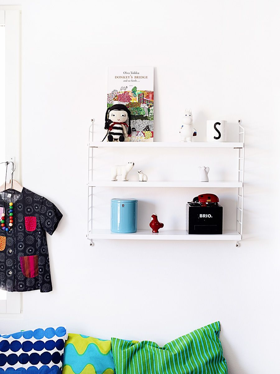 String Pocket. From the blog Hunajaista, photo by Krista Keltanen.