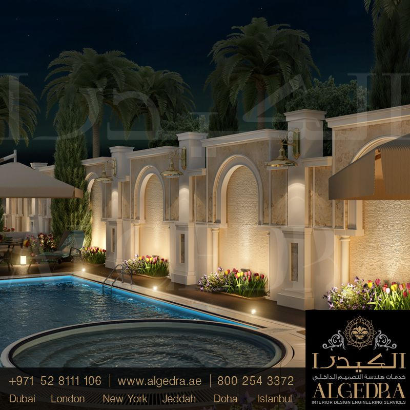 Luxury landscape design for palaces find this pin and more on exterior design by algedra