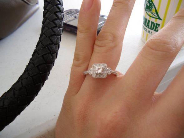 Diamond Rings Big Engagement Rings Engagement Rings On Finger Engagement Ring On Hand