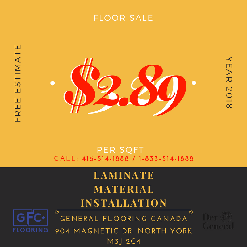 Pin by General Flooring Canada on sales North york