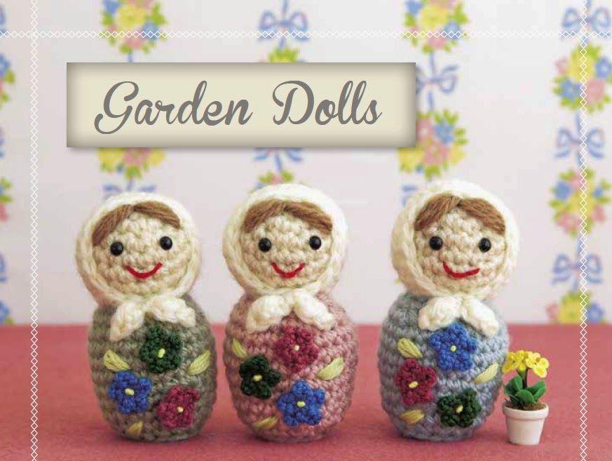 how to crochet matryoshka dolls craft crafty tutorial diy handmade ...