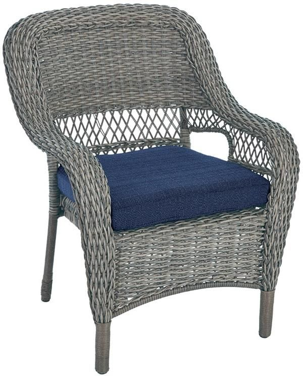 Living Accents 65 51262e Chr Stacking Kingston Chair