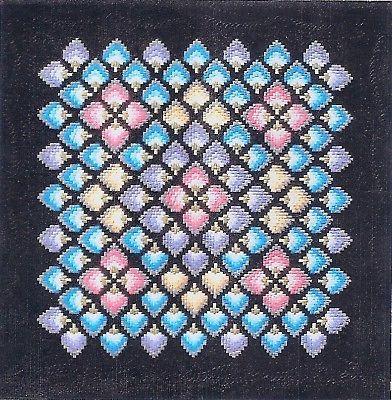 Mosaic Bargello Quilt pattern by Derek Lockwood | quilts i love ... : lockwood quilts - Adamdwight.com