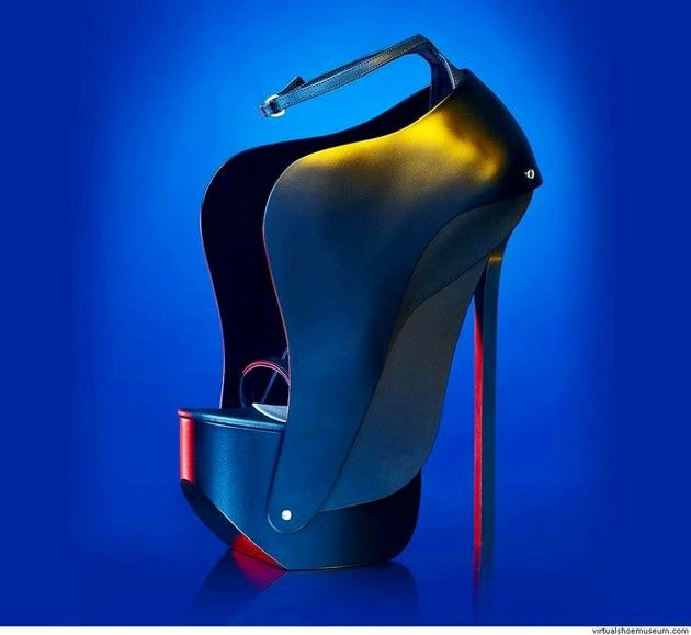 Pin by Pro Memoria on Shoes? | Futuristic shoes, Funny shoes