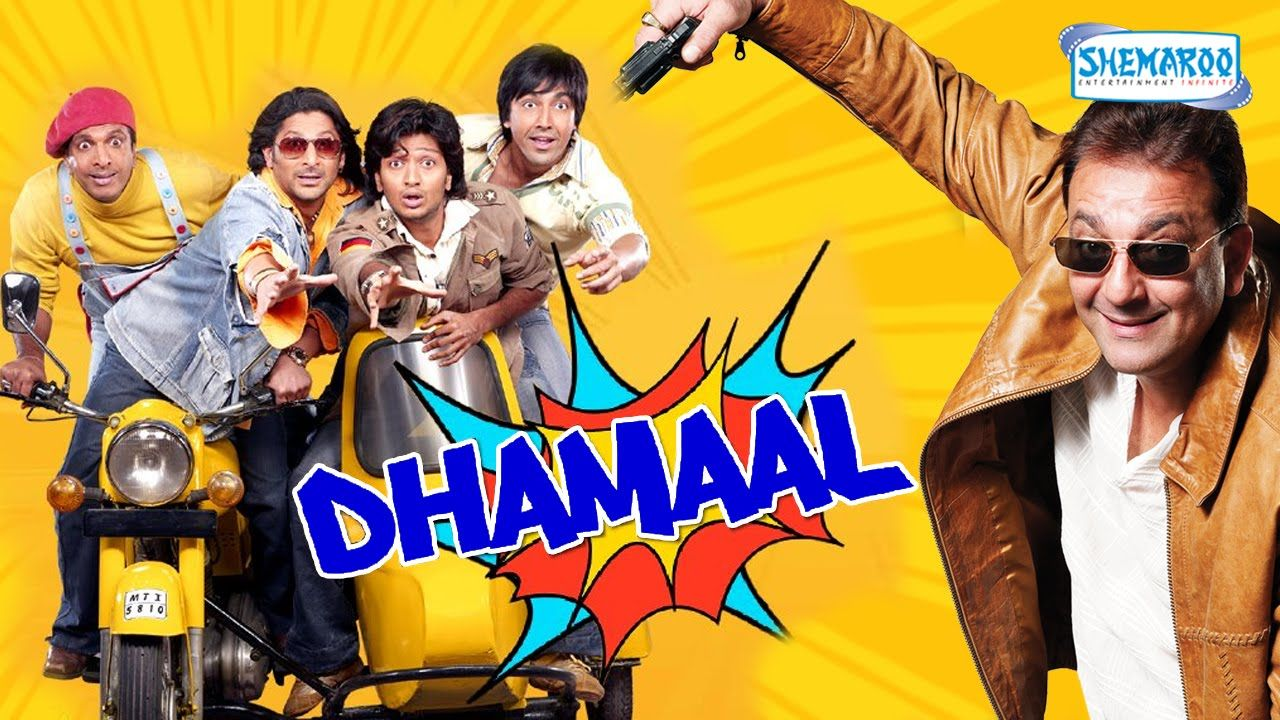 dhamaal hindi movie picture film