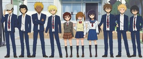 Daily Lives Of High School Boys High School Girls Are Funky