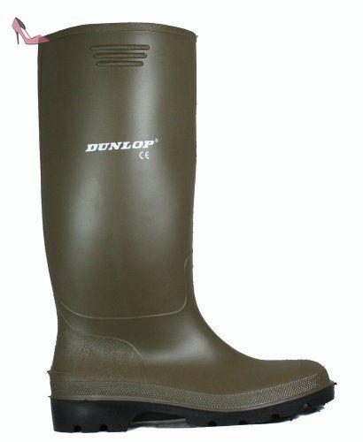Dunlop bottes en caoutchouc mixte adulte