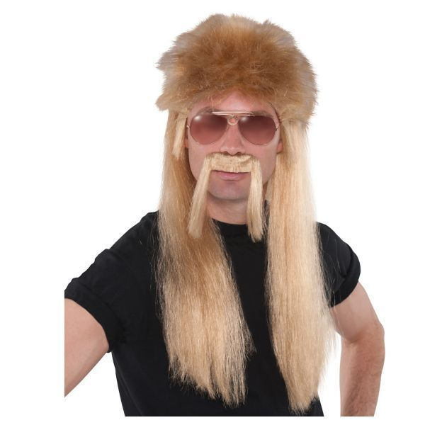 Party City Blonde Wigs