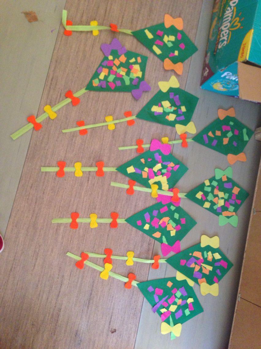 Basteln mit krippenkindern basteln for Kindergarten bastelideen herbst